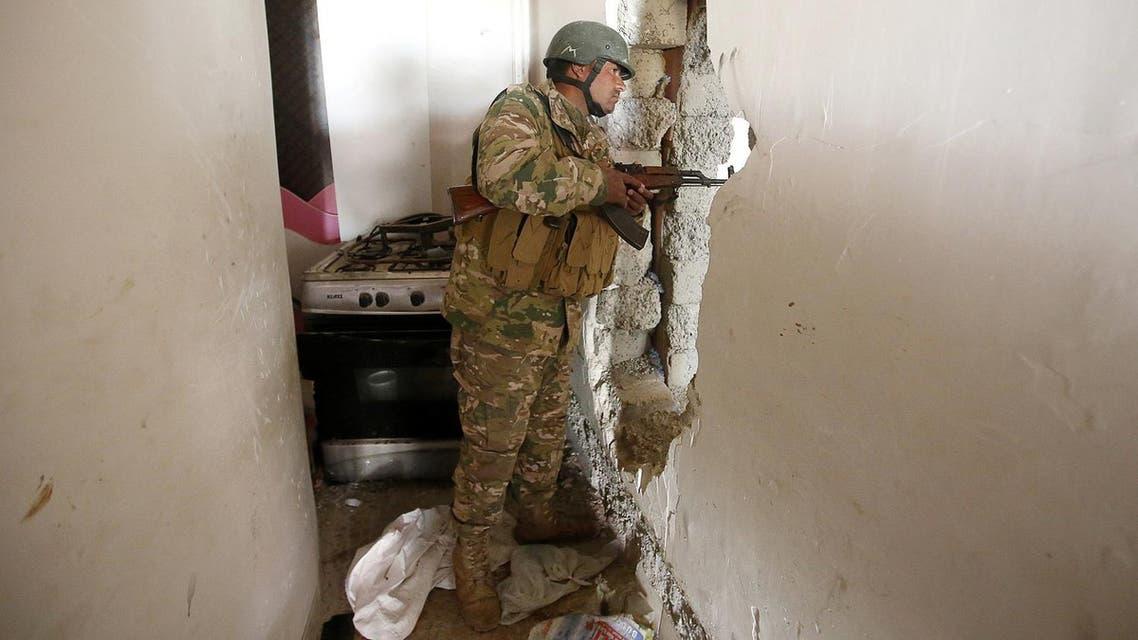 Mosul civilians Reuters