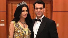 Murat Yildirim and Iman El-Bani celebrate second wedding in Morocco