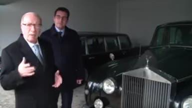 لماذا نشرت الرئاسة التونسية هذا الفيديو للسبسي؟