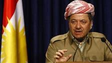 کردستان کا ریفرنڈم وقت پر ہو گا، معاملہ میرے ہاتھ میں نہیں رہا: بارزانی