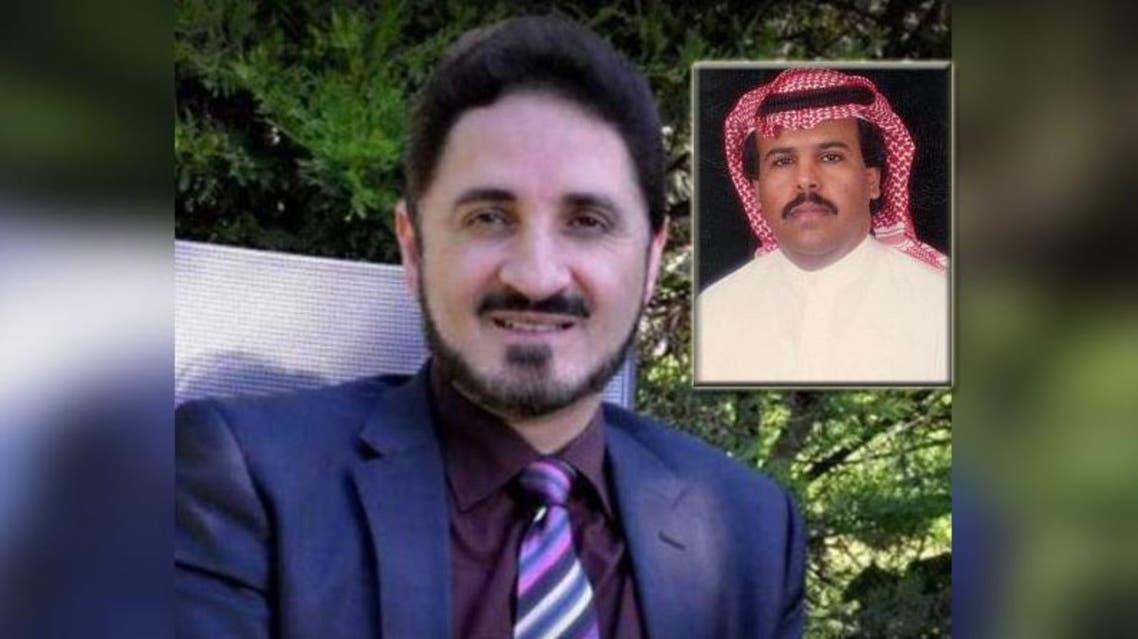 عدنان إبراهيم وعلي العميم
