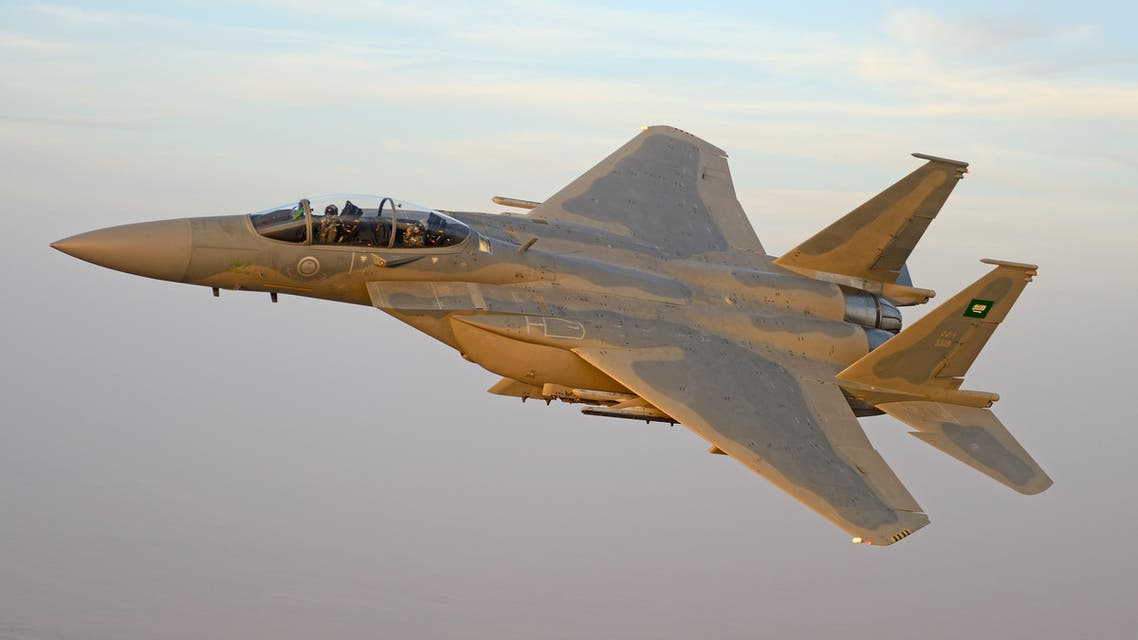 مقاتلة سعودية مقاتلات سعودية F.15-SA
