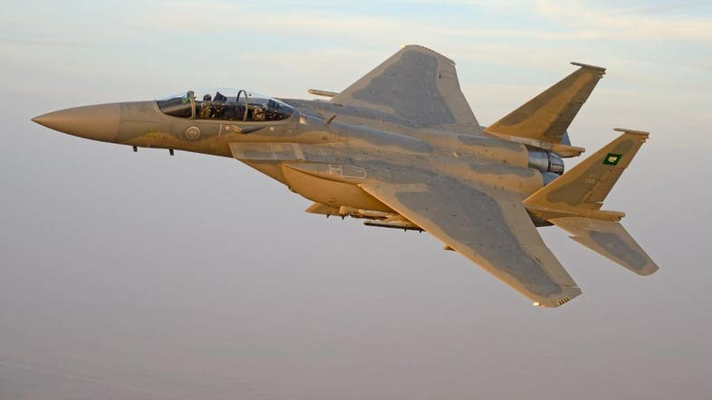 062acbfd3 The Eagle Fighters will join a growing Saudi Royal Air Force fleet after a  deal was penned with the United States in 2012 for the purchase of 84 units.