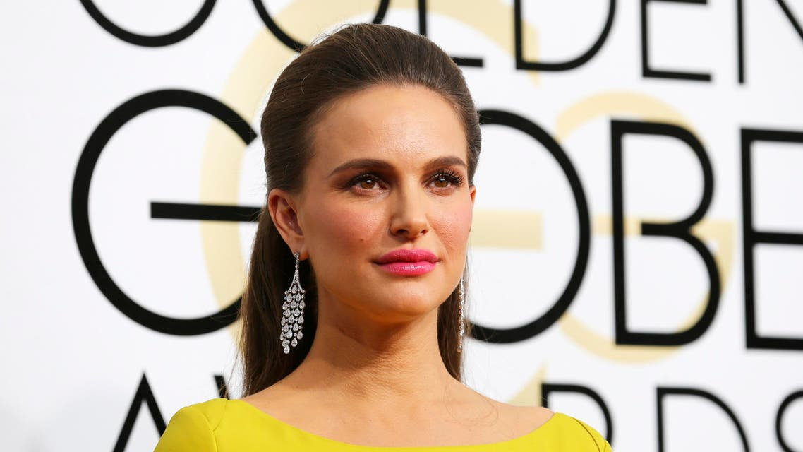 Actress Natalie Portman arrives at the 74th Annual Golden Globe Awards in Beverly Hills, California, U.S., January 8, 2017. REUTERS