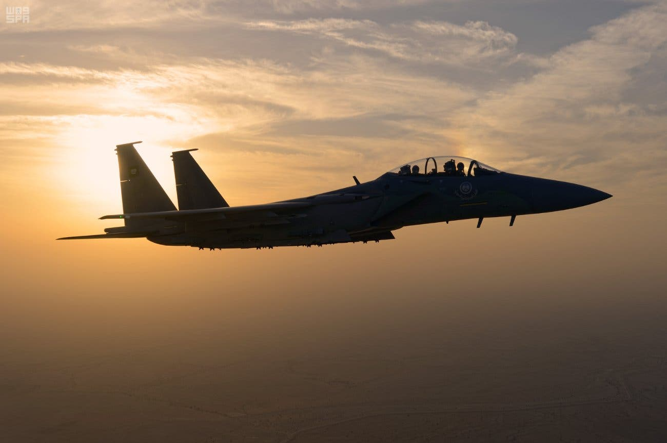 closer look at saudi u0027s new u0027eagle fighter u0027 jets al arabiya english