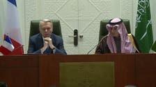 سعودی وزیرخارجہ  ٹرمپ انتظامیہ سے بہتر تعلقات کے لیے پُرامید