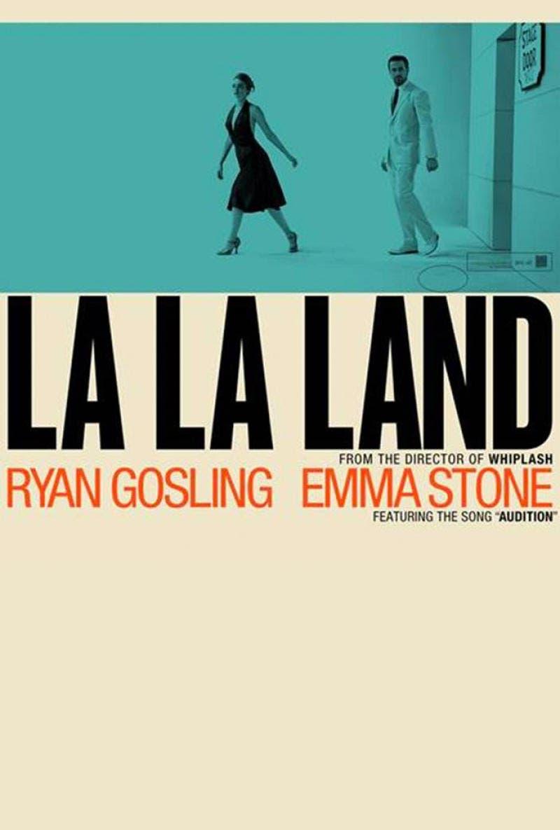 La La Land poster (Photo courtesy: La La Land)