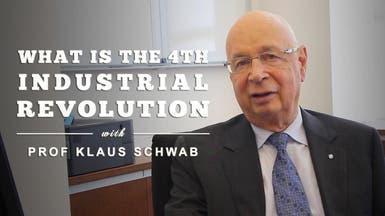 """كتاب يستشرف """"الثورة الصناعية الرابعة"""" بتوقيع مؤسس دافوس"""