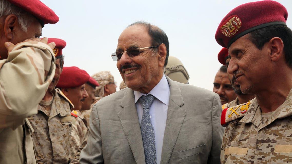 نائب الرئيس اليمني الفريق علي محسن الأحمر - اليمن 3