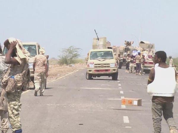 الجيش اليمني يعلن طريق المخا ـ الحديدة منطقة عسكرية