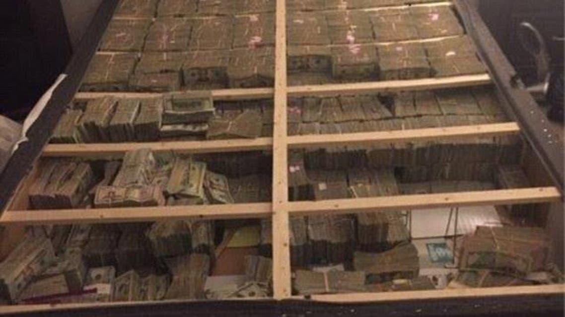 العثور 20 مليون دولار بوسطن
