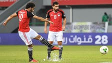 Salah strike seals top spot for Egypt