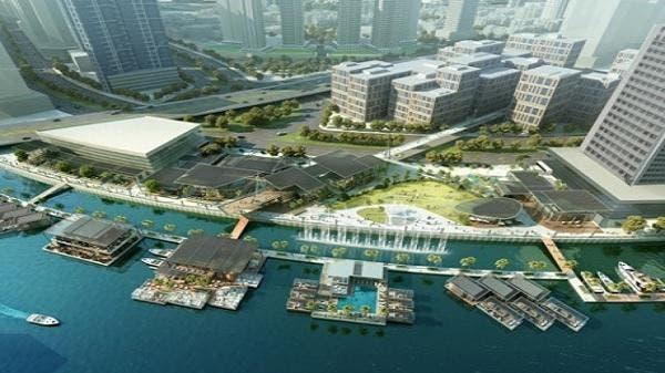 بيع منزل عائم في دبي بـ 5.5 مليون دولار
