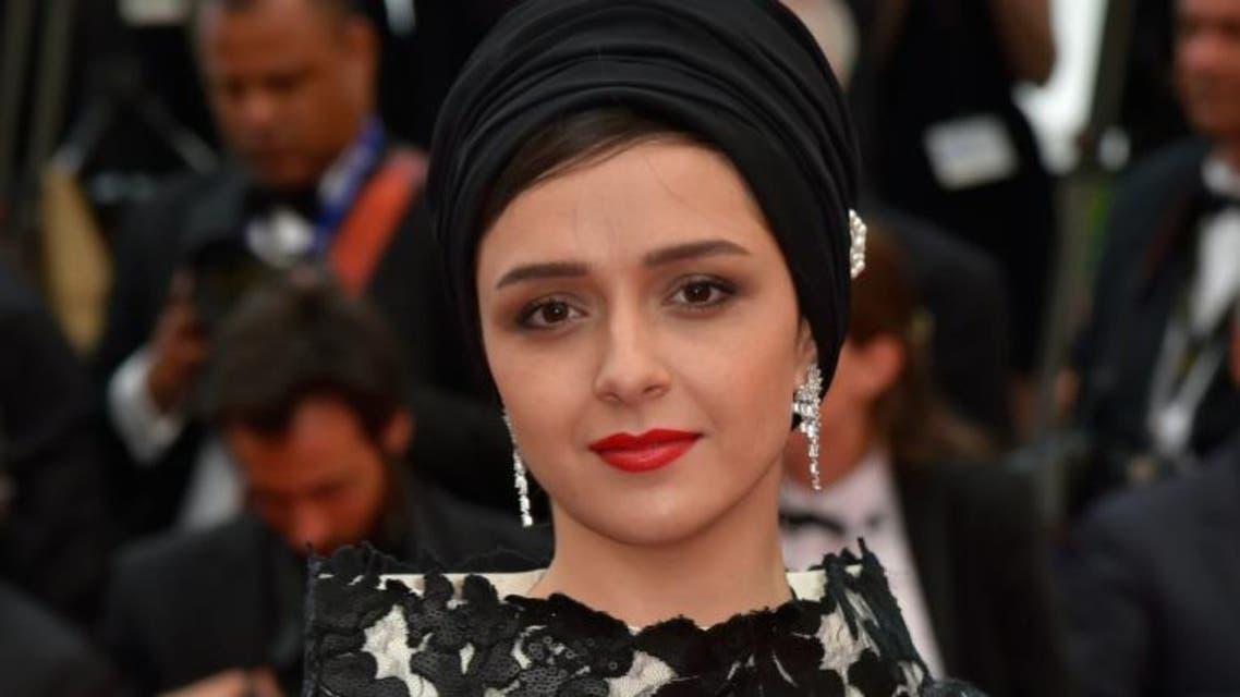 ممثلة ايرانية