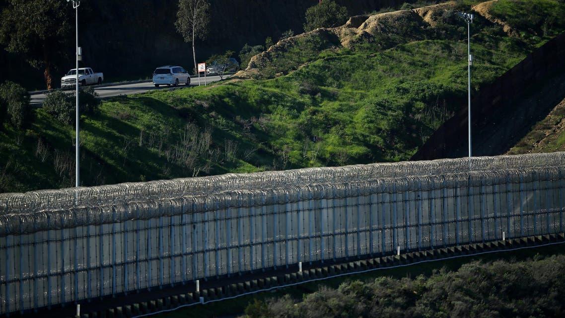 الحدود الأميركية المكسيكسة