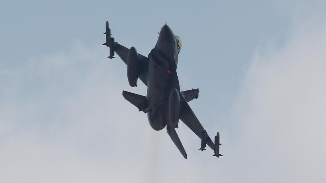 Russian and Turkish jets carried out air strikes on ISIS targets near the Syrian town of al-Bab. (Reuters)
