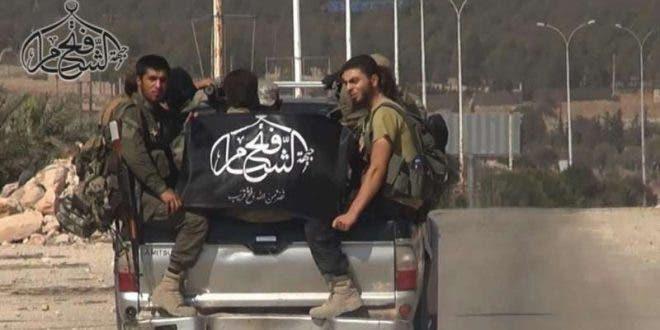 عناصر من جبهة فتح الشام(النصرة سابقاً)
