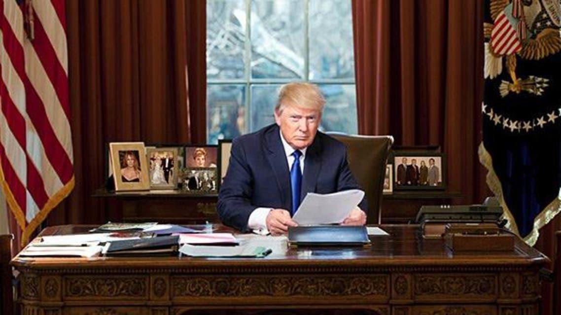 ترمب البيت الأبيض
