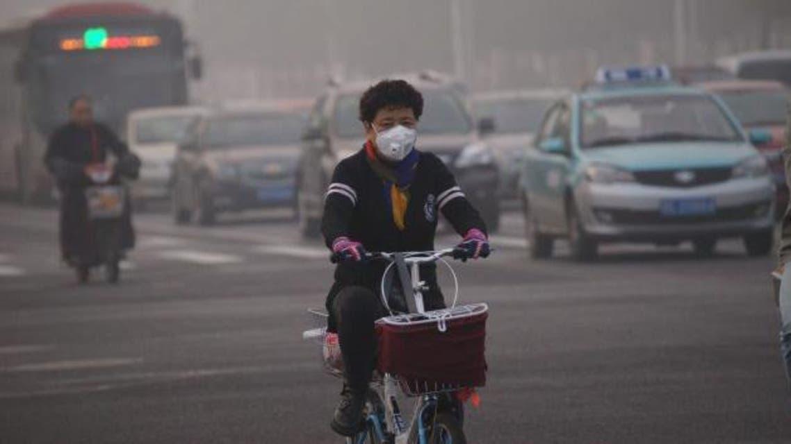 دوچرخهسوار چینی