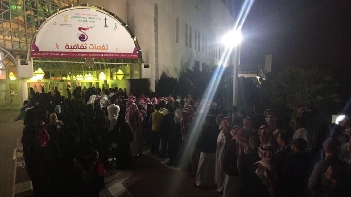 الرياض تحتضن ليلة طربية تدشن عودة الحفلات الموسيقية
