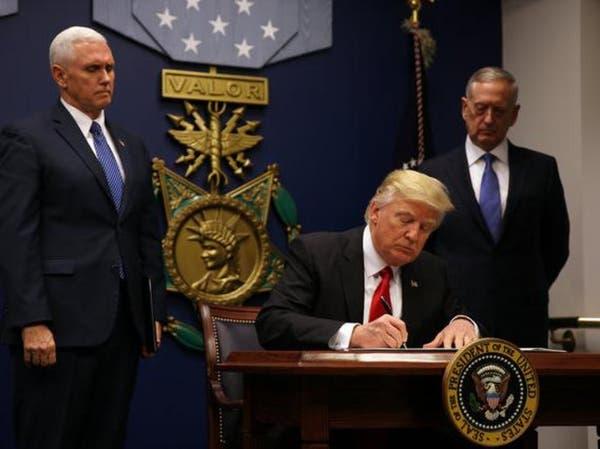 الرئيس الأميركي يعلق دخول لاجئي سوريا