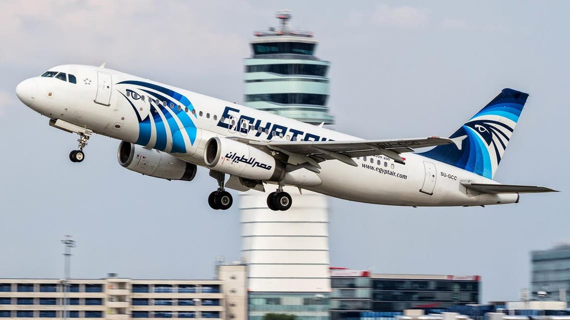 The six passengers, bound for John F. Kennedy International Airport, were prevented from boarding EgyptAir Flight 985 at Cairo airport. (File photo: AP)