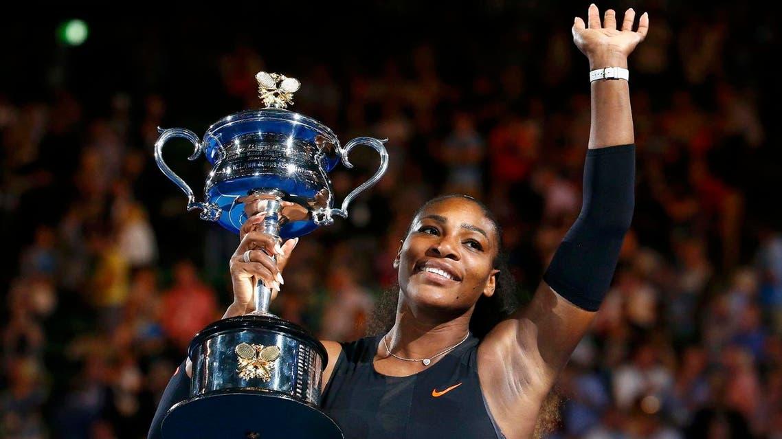 Serena Williams Reuters
