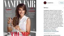 Vanity Fair sparks Mexican ire over Melania Trump cover