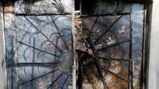 موصل :کیمیائی ہتھیار اور زمین سے زمین پر مار کرنے والے  روسی میزائل برآمد
