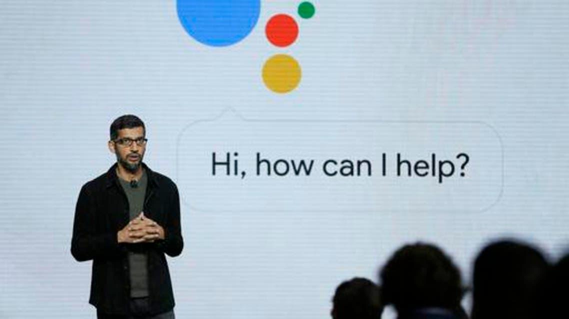 Google CEO Sundar Pitchai. (AP)