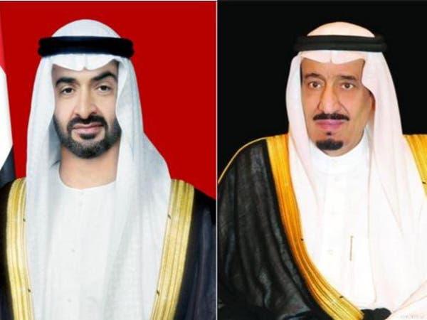 محمد بن زايد يهنئ الملك سلمان باليوم الوطني: شراكتنا عميقة ورؤيتنا موحدة