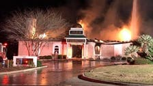 هذه عقوبة أميركي أحرق مسجداً في تكساس