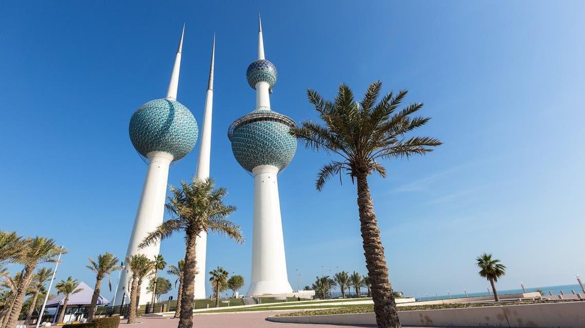Kuwait Towers shutterstock