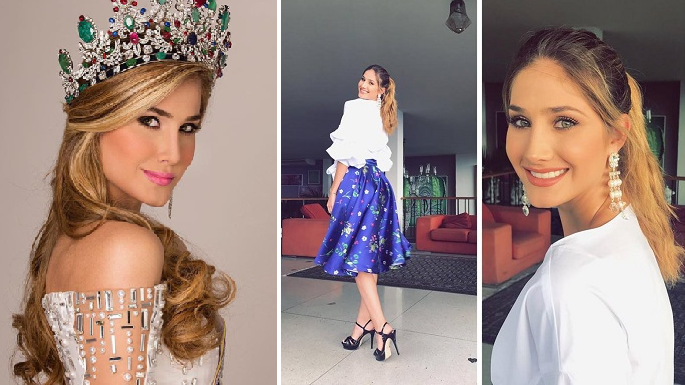 Syrian, Lebanese represent Venezuela, Tanzania in Miss Universe 2017