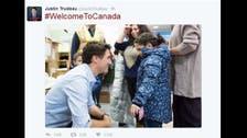 وزیراعظم ٹروڈو کینیڈا میں مہاجرین کو خوش آمدید کہیں گے