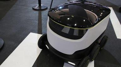 انطلاق الروبوتات بالشوارع لتوصيل الطلبات للمنازل