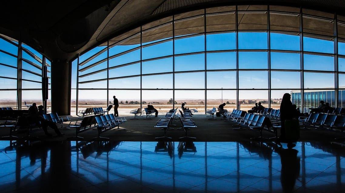 Queen Alia International Airport. (Shutterstock)