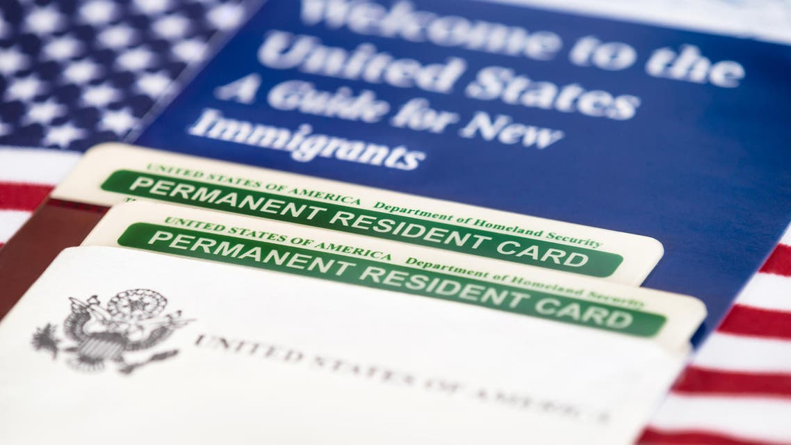 The administration issued contradictory messages in the wake of Trump's decree over the status of green card holders. (Shutterstock)