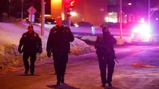 Suspect held in deadly Quebec mosque shooting