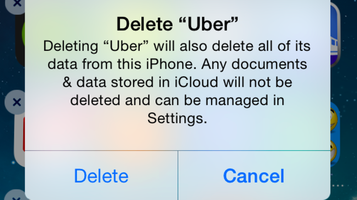 Uber also was criticized for charging less than it could at JFK Airport in New York City. (Screengrab)