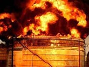 النيران الغامضة تضرب مجدداً.. حريق ضخم بطهران وآخر بسمنان