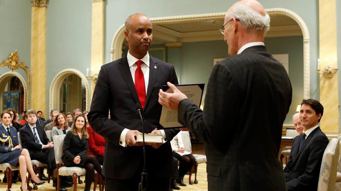 Ahmed Hussen canada