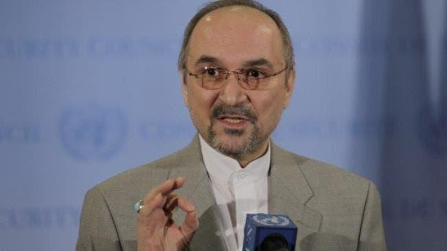 مندوب إيران السابق لدى الأمم المتحدة محمد خزاعي