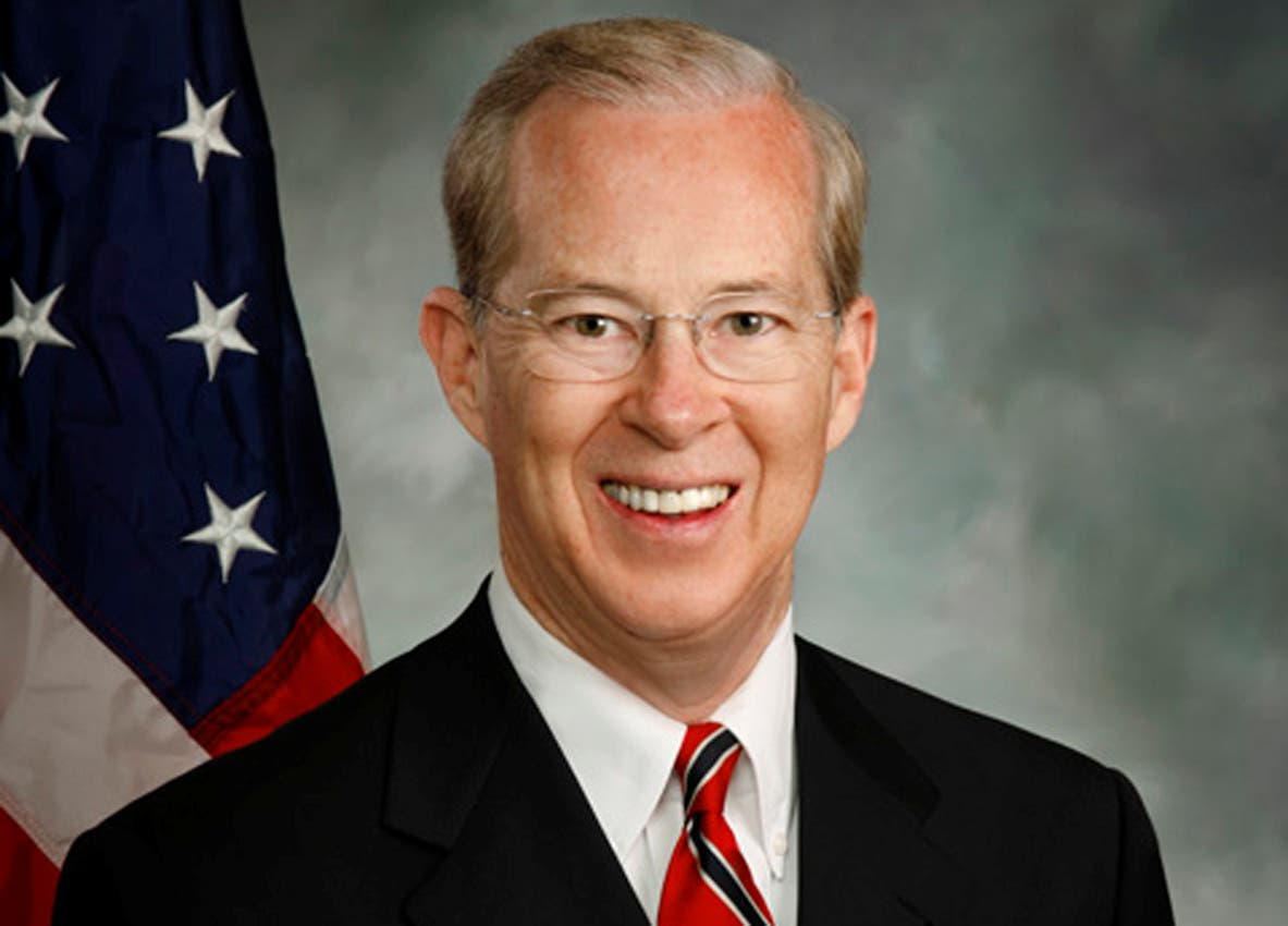 Trump named Dana Boente, US attorney for the Eastern District of Virginia, to serve as acting attorney general. (Reuters)