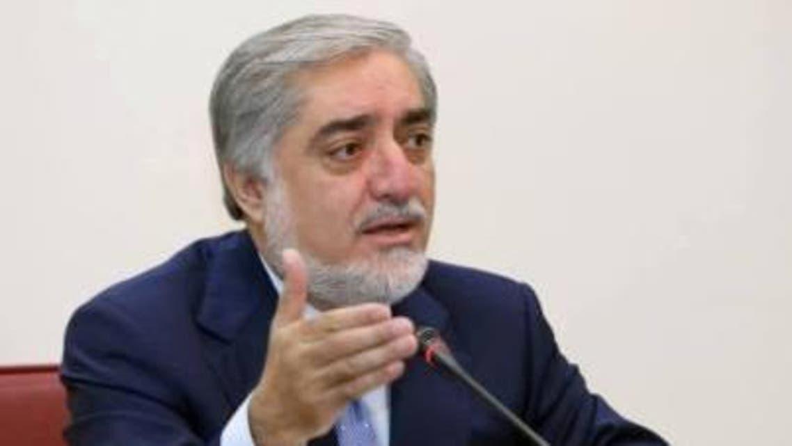 عبدالله عبدالله افغانستان