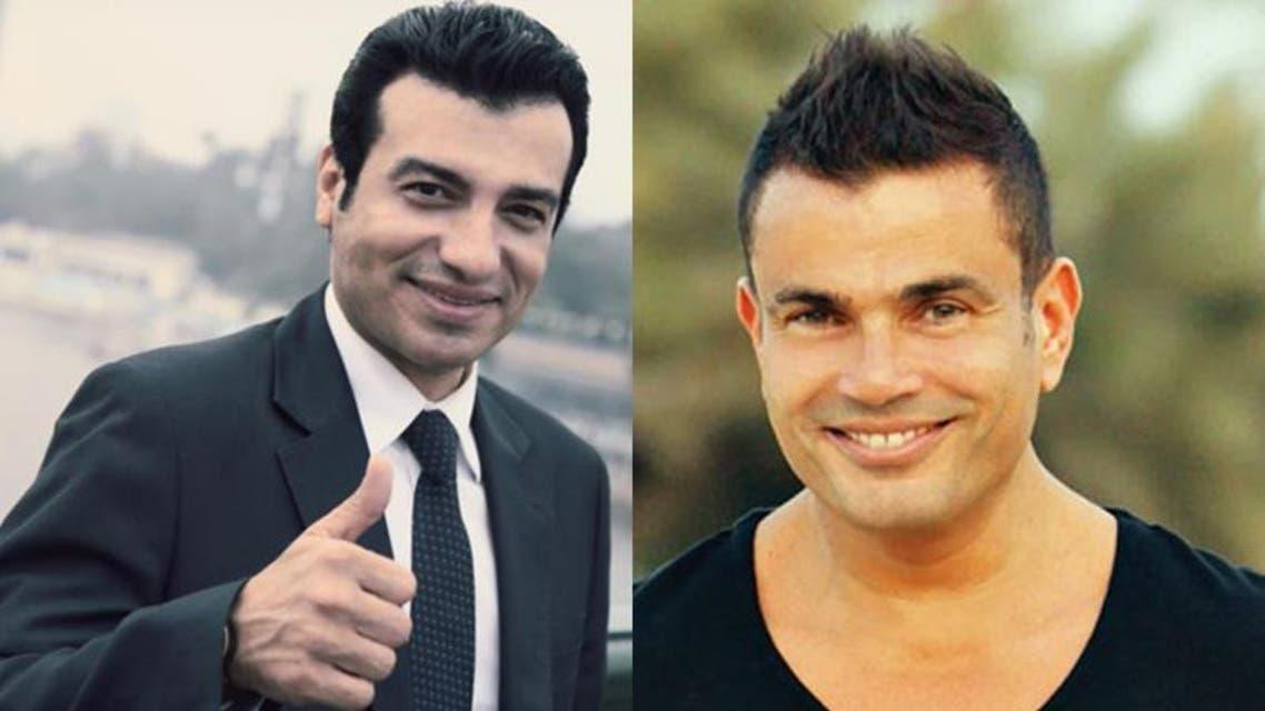 عمر دياب - ايهاب توفيق