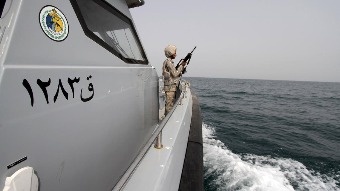 saudi navy file photo