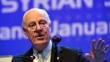 Syria opposition rejects UN envoy picking talks delegation
