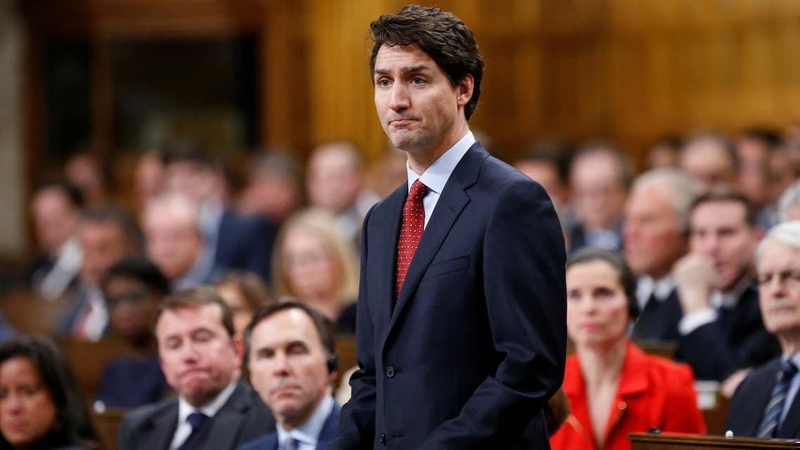 Justin Trudeau (Reuters)