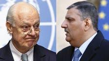 المعارضة السورية ترد على دي ميستورا: فقدت حيادك!
